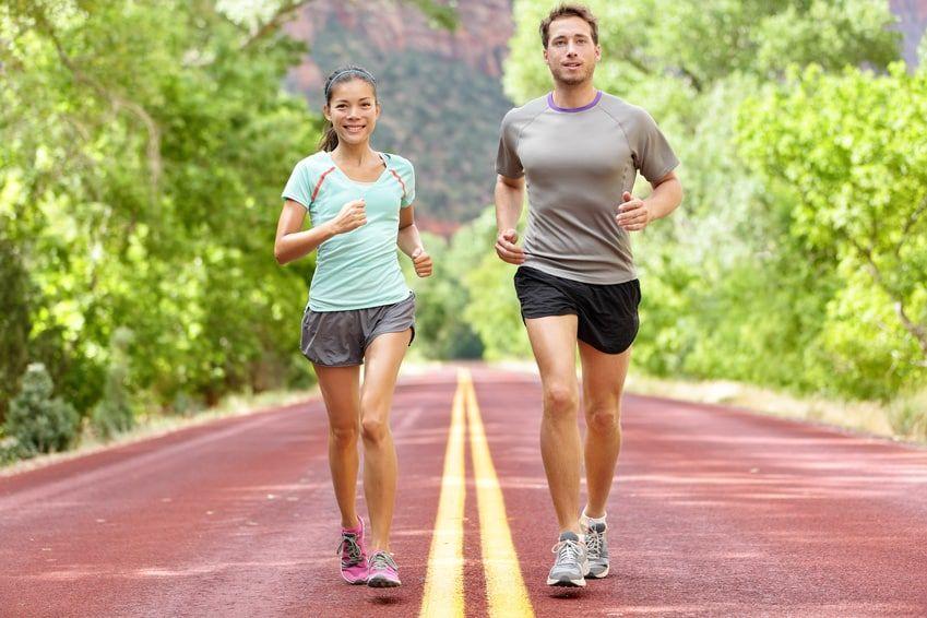 Choisir : Jogging ou marche ?