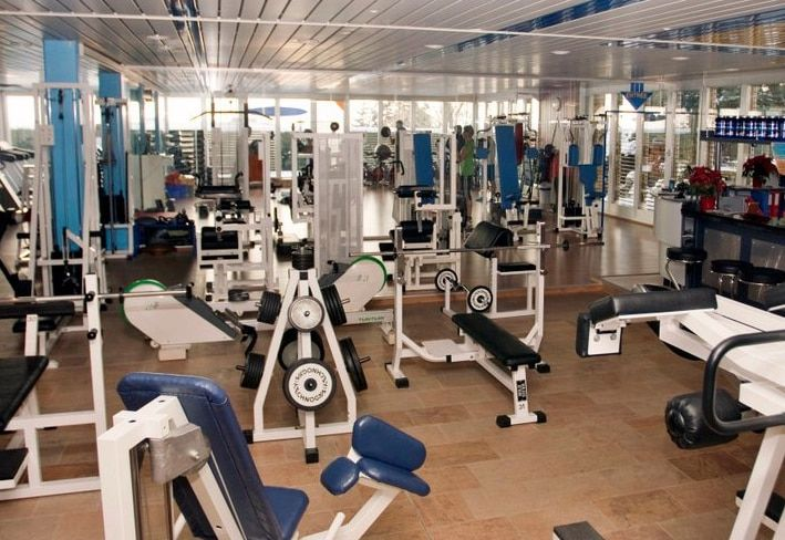 Club de fitness Viso Gym à Saint-Blaise (Canton de Neuchâtel)