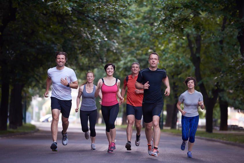 Intégrer un groupe de running permettrait d'aider à arrêter de fumer
