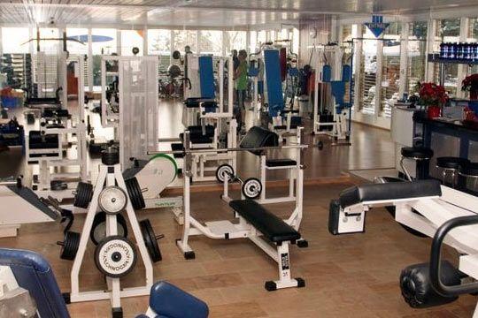 Coaching au fitness