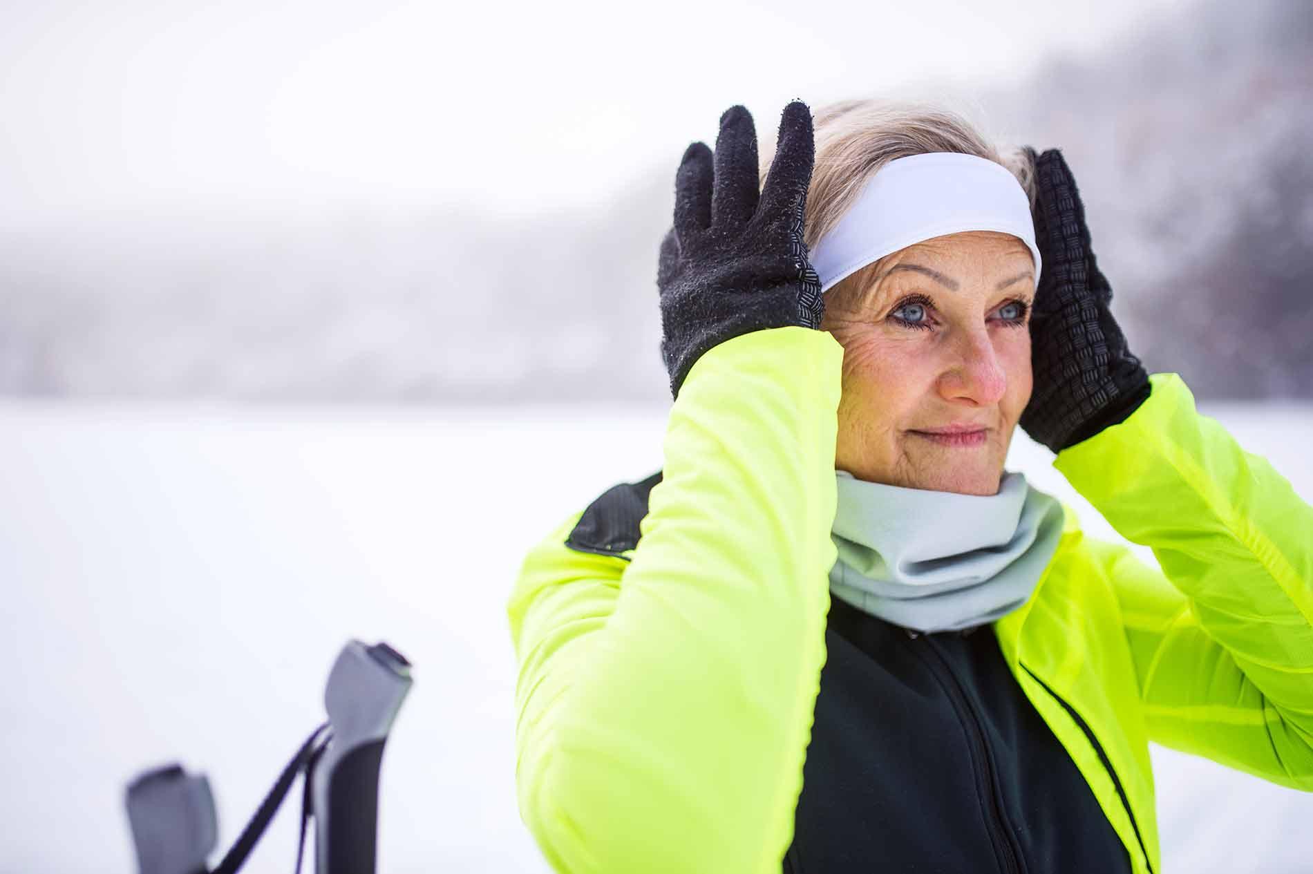 Préparation ski et sports d'hiver