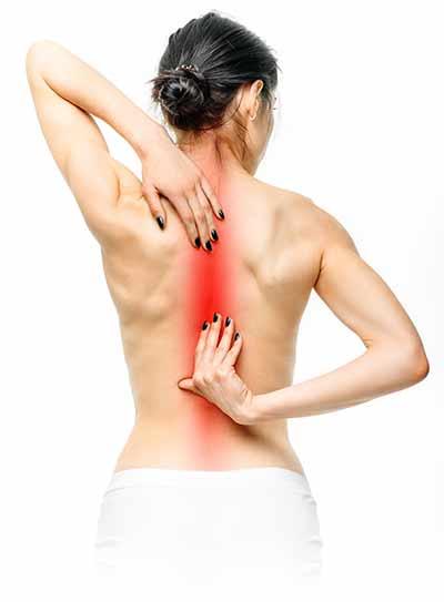 Questions sur le mal de dos