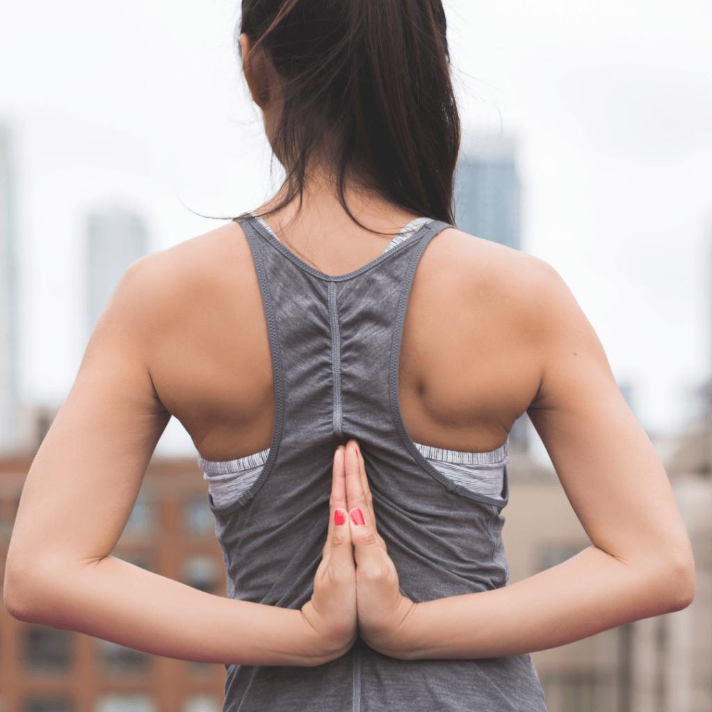 Méditer pour maigrir.