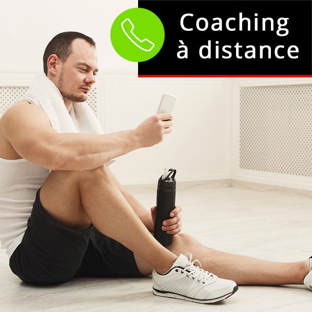 Coaching sportif à distance
